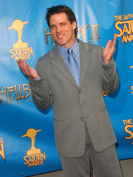 Ben Browder at 34th Annual Saturn Awards at The Universal Hilton Hotel, Universal City, CA. USA