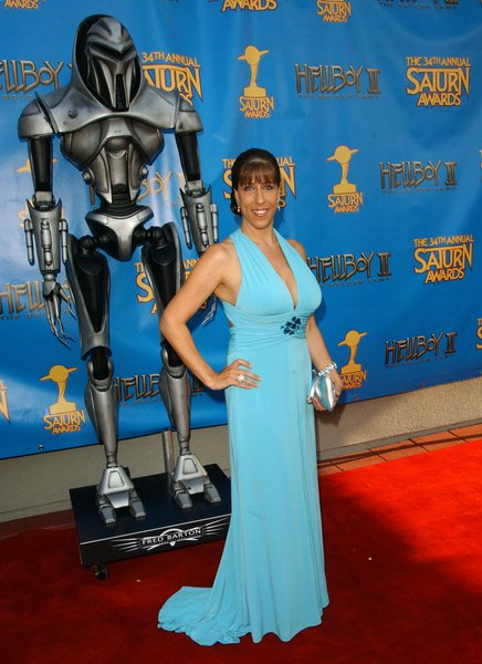 DeeDee Bigelow at 34th Annual Saturn Awards at The Universal Hilton Hotel, Universal City, CA. USA