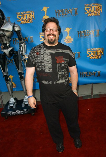 Josh Friedman at 34th Annual Saturn Awards at The Universal Hilton Hotel, Universal City, CA. USA