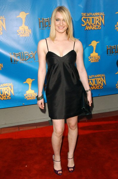 Leven Rambin at 34th Annual Saturn Awards at The Universal Hilton Hotel, Universal City, CA. USA