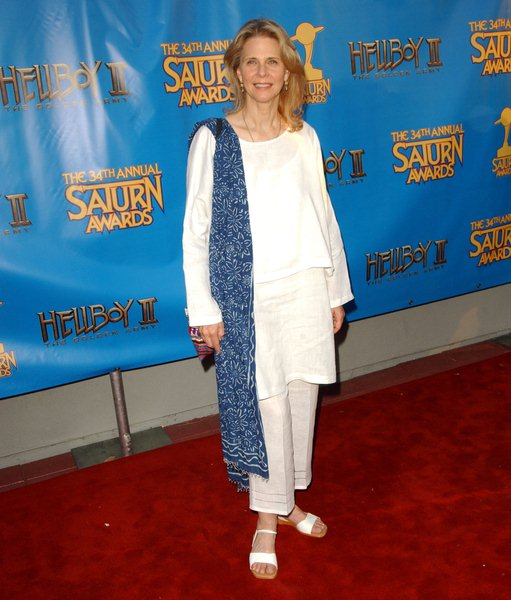 Lyndsey Wagner at 34th Annual Saturn Awards at The Universal Hilton Hotel, Universal City, CA. USA