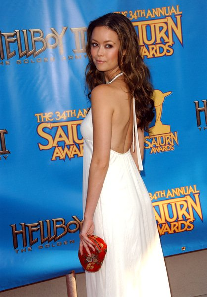 Summer Glau at 34th Annual Saturn Awards at The Universal Hilton Hotel, Universal City, CA. USA