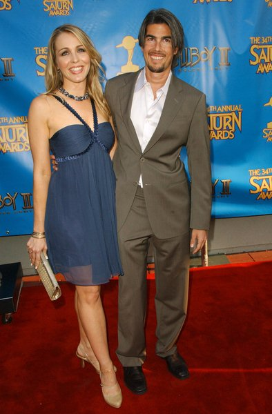 Theresa Schifrin, Ryan Schifrin at 34th Annual Saturn Awards at The Universal Hilton Hotel, Universal City, CA. USA