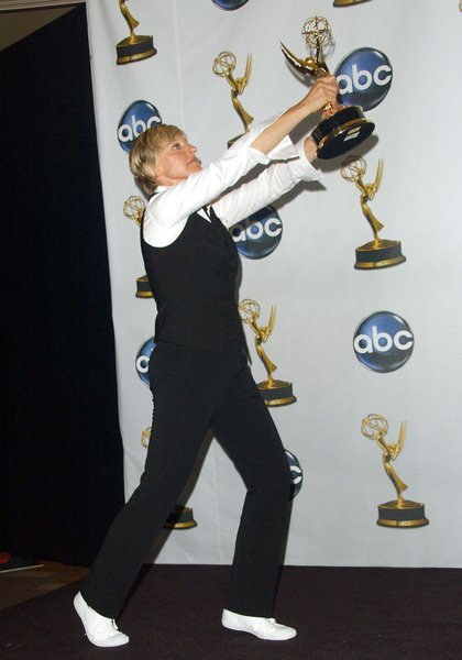 Ellen DeGeneres at 35th Annual Daytime EMMY Awards at Kodak Theater, Hollywood, CA. USA