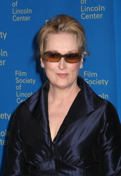 Meryl Streep at 35th Annual Film Society of Lincoln Center Gala Tribute to Meryl Streep - Green Room - Avery Fisher Hall. New York City, NY, USA