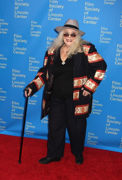 Sylvia Miles at 35th Annual Film Society of Lincoln Center Gala Tribute to Meryl Streep - Green Room - Avery Fisher Hall. New York City, NY, USA