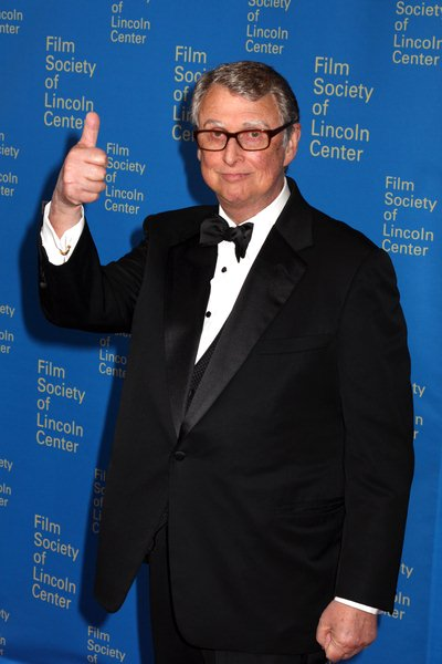 Mike Nichols at 35th Annual Film Society of Lincoln Center Gala Tribute to Meryl Streep - Green Room - Avery Fisher Hall. New York City, NY, USA