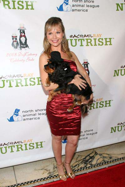 Anne Craig at 3rd Annual North Shore Animal League America's DogCatemy Celebrity Gala at Capitale, 130 Bowery in New York City, NY, USA