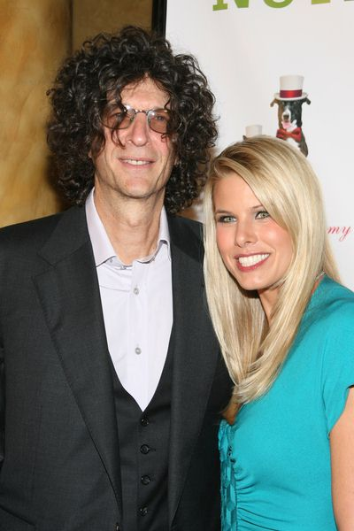 Howard Stern, Beth Ostrosky at 3rd Annual North Shore Animal League America's DogCatemy Celebrity Gala at Capitale, 130 Bowery in New York City, NY, USA