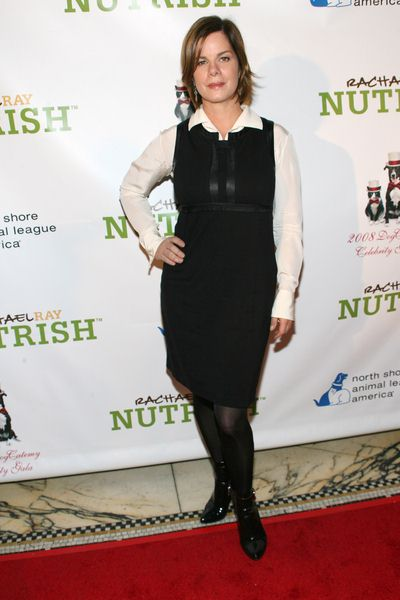 Marcia Gay Harden at 3rd Annual North Shore Animal League America's DogCatemy Celebrity Gala at Capitale, 130 Bowery in New York City, NY, USA