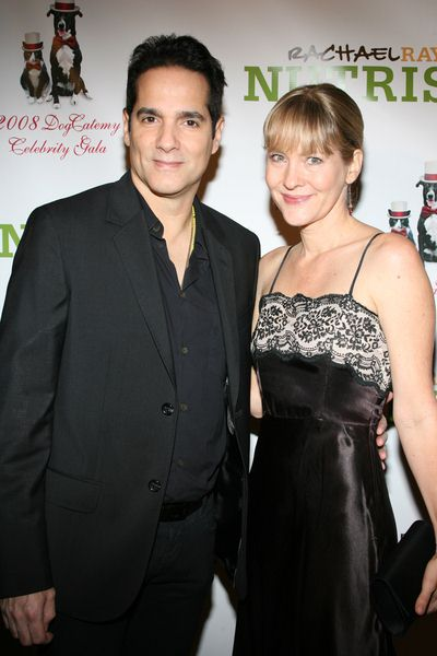 Yul Vasquez, Linda Larkin at 3rd Annual North Shore Animal League America's DogCatemy Celebrity Gala at Capitale, 130 Bowery in New York City, NY, USA