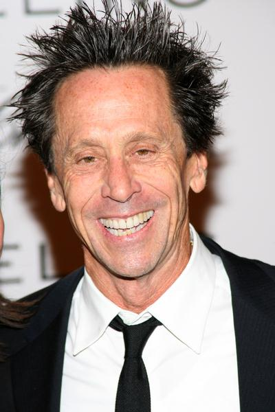 Brian Grazer at 46th New York Film Festival - 'Changeling' Premiere at Ziegfeld Theater at 141 West 54th Street, New York City, NY, USA