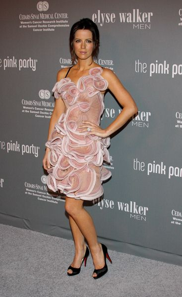 Kate Beckinsale at The 4th Annual Pink Party - Arrivals at Hanger 8, Santa Monica, CA, USA