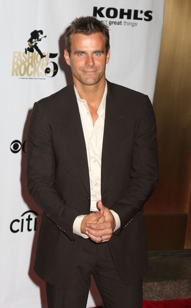 Cameron Mathison at 5th Anniversary of Conde Nast Media Group's 'Fashion Rocks' at Radio City Music Hall, New York City, NY, USA