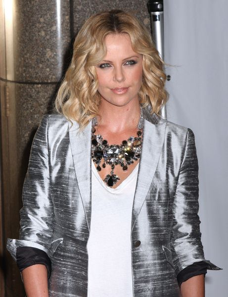 Charlize Theron at 5th Anniversary of Conde Nast Media Group's 'Fashion Rocks' at Radio City Music Hall, New York City, NY, USA