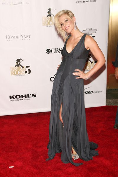 Natasha Bedingfield at 5th Anniversary of Conde Nast Media Group's 'Fashion Rocks' at Radio City Music Hall, New York City, NY, USA