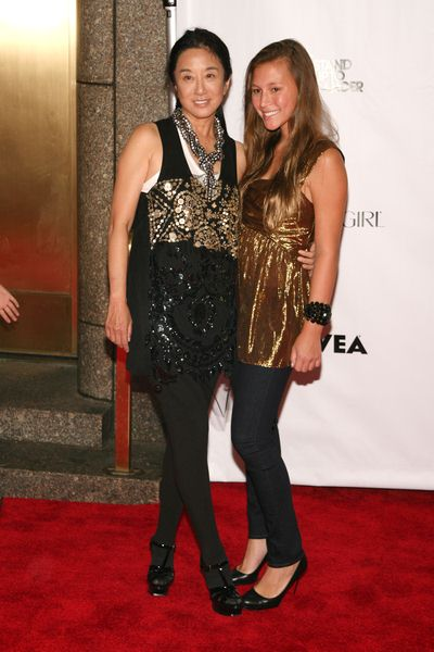 Vera Wang at 5th Anniversary of Conde Nast Media Group's 'Fashion Rocks' at Radio City Music Hall, New York City, NY, USA