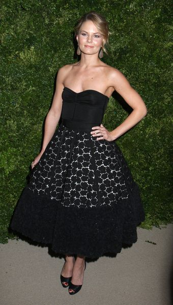 Jennifer Morrison at 5th Anniversary of the CFDA/Vogue Fashion Fund at Skylight Studios, New York City, NY, USA
