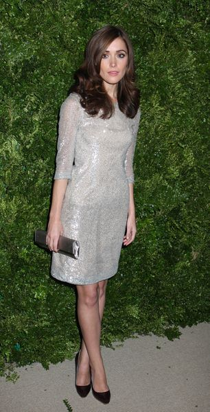 Rose Byrne at 5th Anniversary of the CFDA/Vogue Fashion Fund at Skylight Studios, New York City, NY, USA