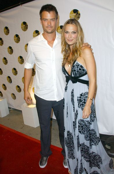 Josh Duhamel and Molly Simms at The 5th Annual Friends Of El Faro Benefit - Arrivals at Boulevard 3, Hollywood, CA. USA