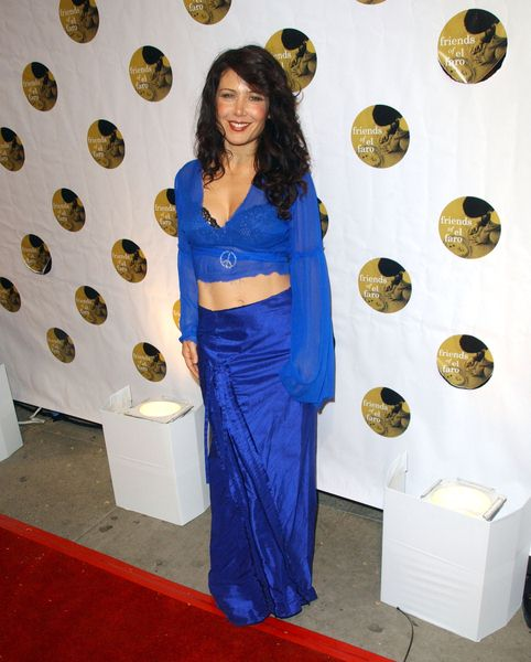 Lili Haydn at The 5th Annual Friends Of El Faro Benefit - Arrivals at Boulevard 3, Hollywood, CA. USA