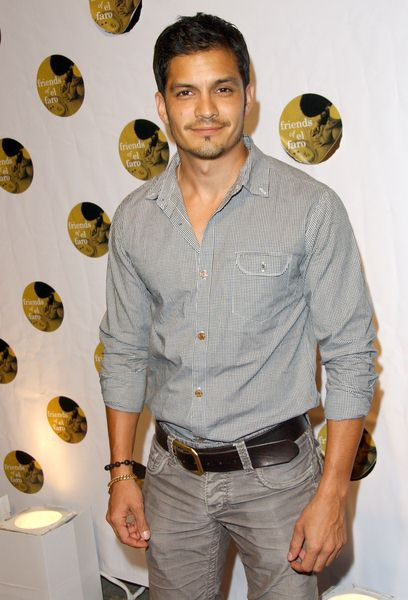Nicholas Gonzalez at The 5th Annual Friends Of El Faro Benefit - Arrivals at Boulevard 3, Hollywood, CA. USA