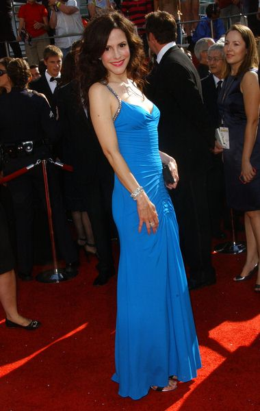 Mary Louise Parker at 60th Primetime EMMY Awards - Arrivals at Nokia Theater in Los Angeles, CA. USA