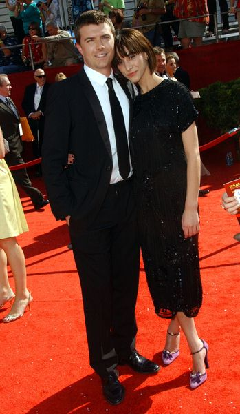 Noah Bean, Guest at 60th Primetime EMMY Awards - Arrivals at Nokia Theater in Los Angeles, CA. USA