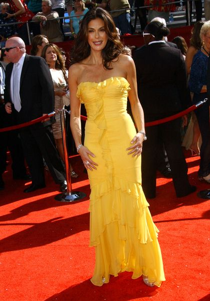 Teri Hatcher at 60th Primetime EMMY Awards - Arrivals at Nokia Theater in Los Angeles, CA. USA