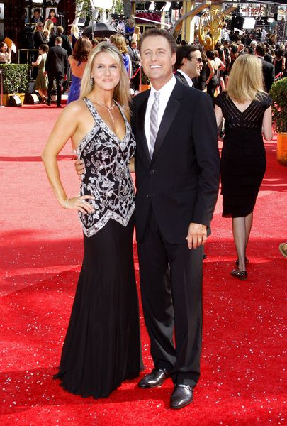 Chris Harrison at 60th Primetime EMMY Awards - Arrivals at Nokia Theater in Los Angeles, CA. USA
