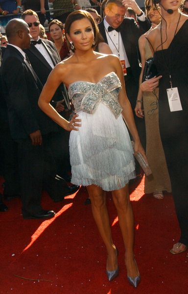 Eva Longoria at 60th Primetime EMMY Awards - Arrivals at Nokia Theater in Los Angeles, CA. USA