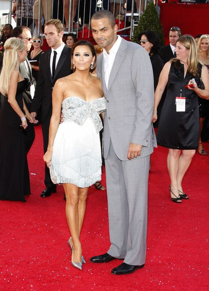 Eva Longoria Parker at 60th Primetime EMMY Awards - Arrivals at Nokia Theater in Los Angeles, CA. USA