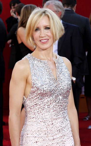 Felicity Huffman at 60th Primetime EMMY Awards - Arrivals at Nokia Theater in Los Angeles, CA. USA