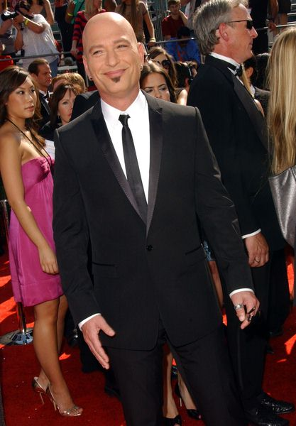 Howie Mandel at 60th Primetime EMMY Awards - Arrivals at Nokia Theater in Los Angeles, CA. USA
