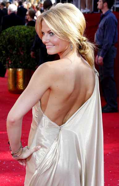 Jennifer Morrison at 60th Primetime EMMY Awards - Arrivals at Nokia Theater in Los Angeles, CA. USA