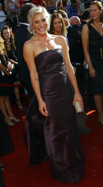 Katee Sackhoff at 60th Primetime EMMY Awards - Arrivals at Nokia Theater in Los Angeles, CA. USA