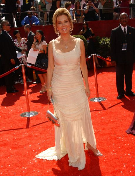 Kathy Lee Gifford at 60th Primetime EMMY Awards - Arrivals at Nokia Theater in Los Angeles, CA. USA