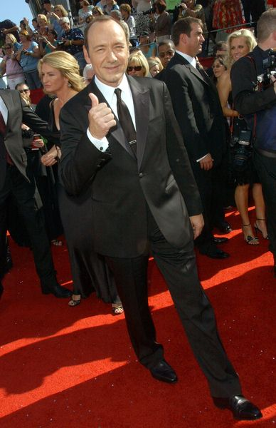 Kevin Spacey at 60th Primetime EMMY Awards - Arrivals at Nokia Theater in Los Angeles, CA. USA