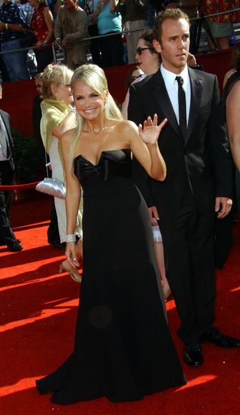 Kristin Chenoweth at 60th Primetime EMMY Awards - Arrivals at Nokia Theater in Los Angeles, CA. USA