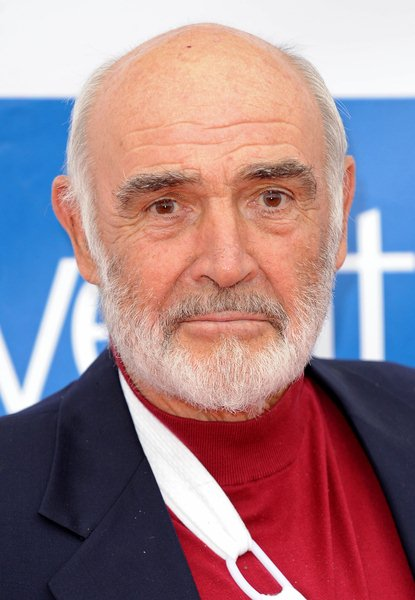 Sean Connery at 62nd Annual Edinburgh International Film Festival - 'The Edge of Love' Premiere - Edinburgh Castle and Cineworld, Fountain Park, Edinburgh, Scotland
