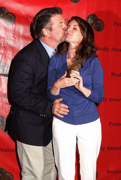 Alec Baldwin, Tina Fey at 67th Annual Peabody Awards at The Waldorf-Astoria Hotel, New York City, NY, USA