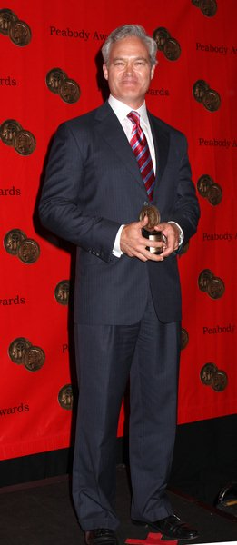 Scott Pelley at 67th Annual Peabody Awards at The Waldorf-Astoria Hotel, New York City, NY, USA
