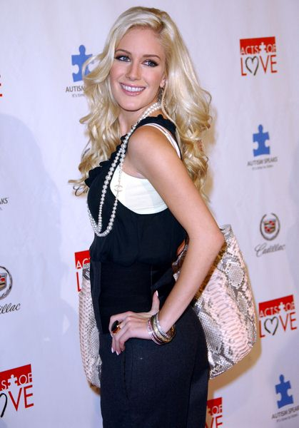Heidi Montag at 6th Annual Acts Of Love To Benefit Autism Speaks at Geffen Playhouse, Westwood, CA. USA