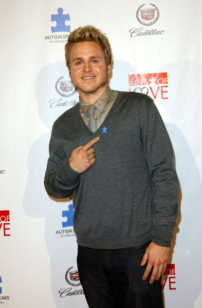 Spencer Pratt at 6th Annual Acts Of Love To Benefit Autism Speaks at Geffen Playhouse, Westwood, CA. USA