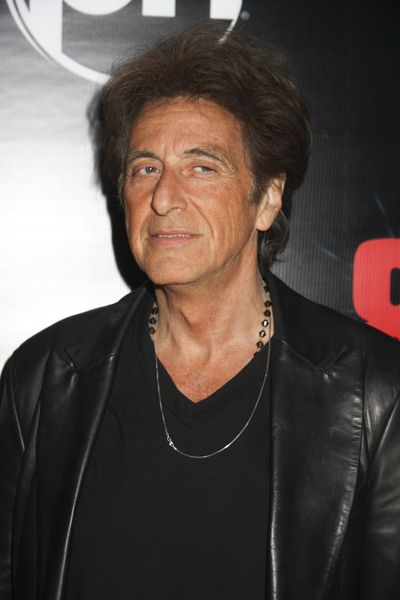 Al Pacino at '88 Minutes' World Premiere at Planet Hollywood Las Vegas - Arrivals - Planet Hollywood Resort and Casino. Las Vegas, NV, USA