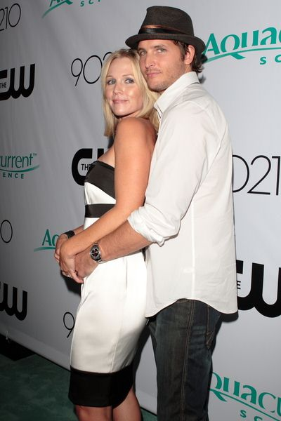 Jennie Garth, Peter Facinelli at '90210' Premiere Party - Arrivals at Private Residence in Malibu, CA, USA