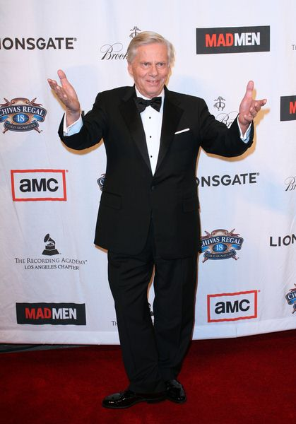 Robert Morse at 'A Night on the Town with Mad Men' Live Revue - Arrivals at El Rey Theater, Los Angeles, CA, USA