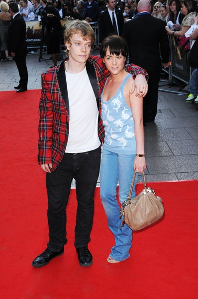 Alfie Owen-Allen, Jaime Winstone at 'Adulthood' London Premiere at Empire Leicester Square, London, England