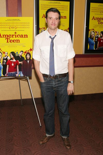 Jason Butler Harner at 'American Teen' New York Premiere - Arrivals at Chelsea Cinemas, 260 West 23rd Street, New York City, NY, USA
