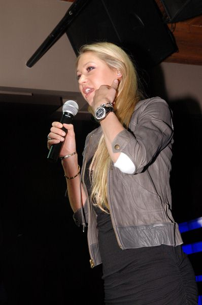 Anna Kournikova at Anna Kournikova CharityToy Drive and Holiday Party at Enclave, Chicago, IL, USA